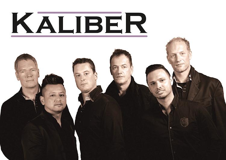 Afbeeldingsresultaat voor Coverband Kaliber