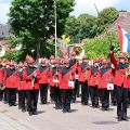 Drum- en Showfanfare Red en Black Giesbeek